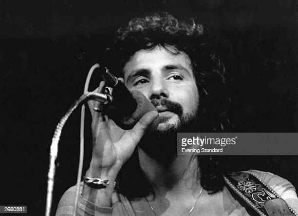 Popular British pop singersongwriter Cat Stevens born Steven Georgiou who after a successful career of eight consecutive gold albums and numerous hit...