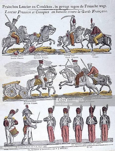 'Popular image of the Napoleonic wars' 19th century