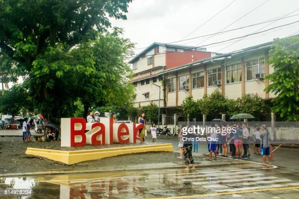 Popular landmark in Baler