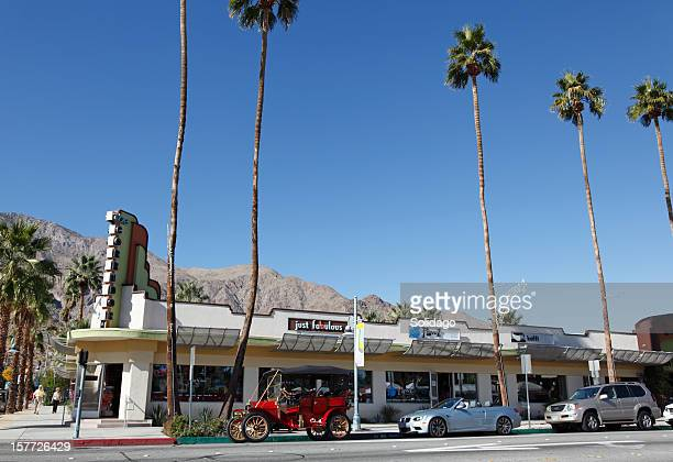 Popular Palm Springs Shops
