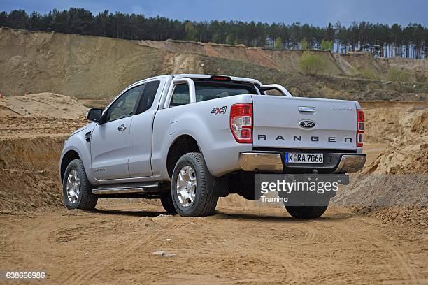 Popular pick-up in Europe - Ford Ranger