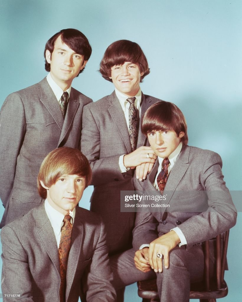 The Monkees : News Photo