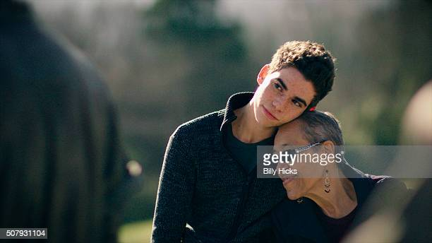 SPECIAL Popular young Disney actor Cameron Boyce's personal connection to The Clinton 12 the historical AfricanAmerican teens who were first to...