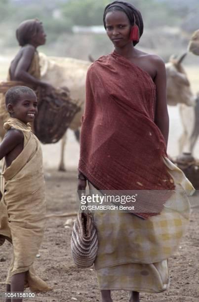 Population en Somalie en décembre 1992