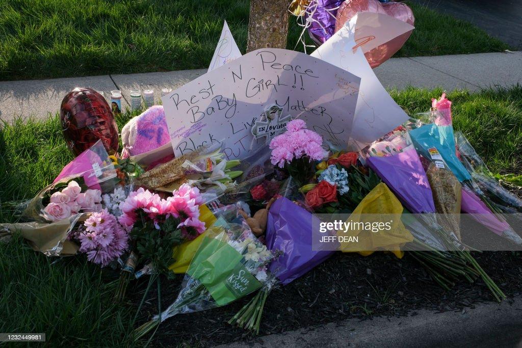 US-POLICE-SHOOTING-OHIO-POLITICS : News Photo