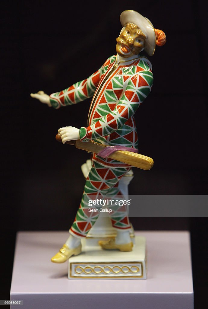 Meissen Celebrates 300 Years Of Famous Porcelain : News Photo