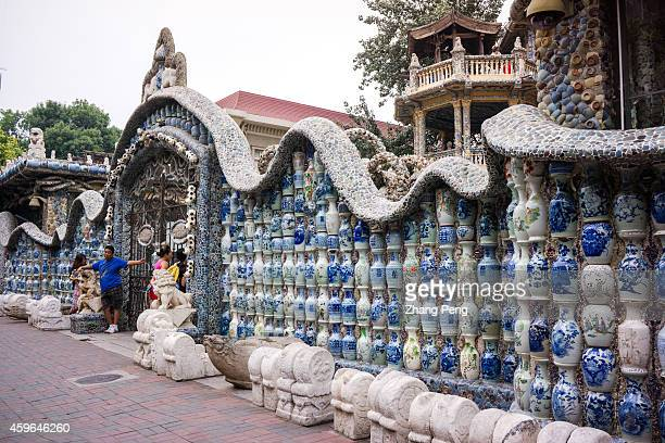 Porcelain House also known as China house which had been an over100yearold Frenchstyle building now is an odd museum radically redecorated by using...