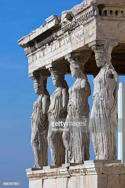 Porch of Caryatids at the Erechtheum