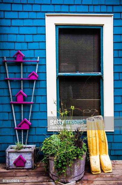 porch view - hank vermote stock pictures, royalty-free photos & images