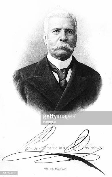 Porfirio Diaz Mexican statesman President of the Republic from 1876 till 1911