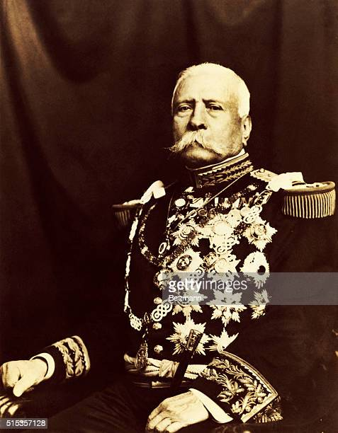 Porfirio Diaz President of Mexico