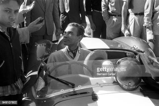 Porfirio Rubirosa 23 February 1958 Famous jetsetter polo player and race driver Profirio Rubirosa