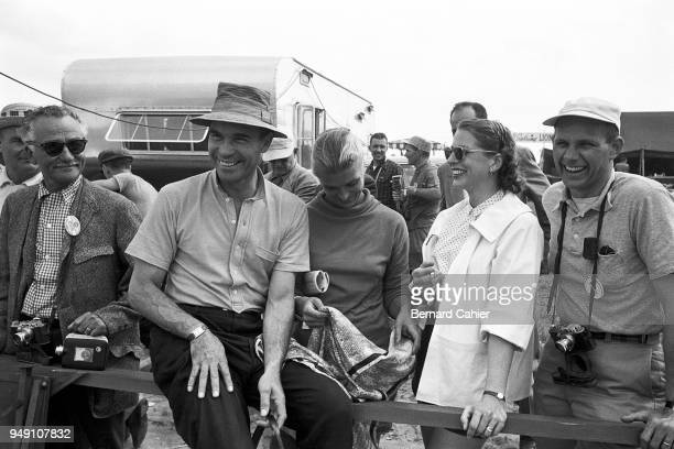 Porfirio Rubirosa Sebring International Raceway 24 March 1966 Famous jetsetter polo player and race driver Profirio Rubirosa
