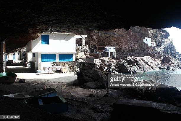 Poris de Candelaria in Tijarafe. La Palma island, Canary islands. Spain.