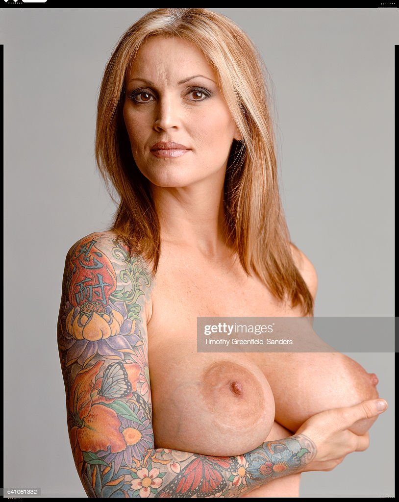 30 Porn Star Portraits, Janine News Photo - Getty Images-3742