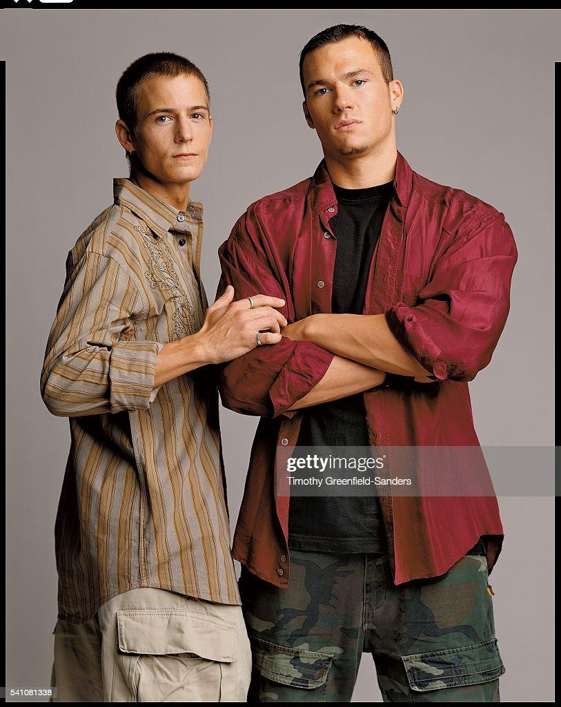 Jeremy Jordan and Jason Hawke, 2004 : Photo d'actualité