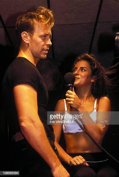 Porn star Rocco Siffredi in Barcelona Spain on September 14th 1997