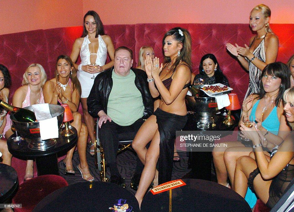 Club hustler paris
