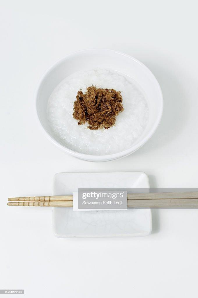 Porridge : Stock Photo