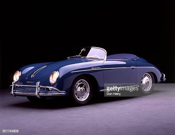 1958 Porsche 356 1600 Roadster