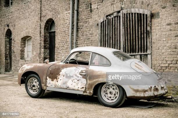 Porsche 356 Oldtimer-Scheune finden
