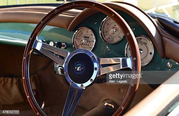 porsche 356 speedster. - porsche 356 stock photos and pictures