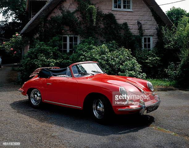 Porsche 356B Super 90 Produced from 1959 the 356B was an improved 356 which featured modifications including a higher nose height at the front larger...