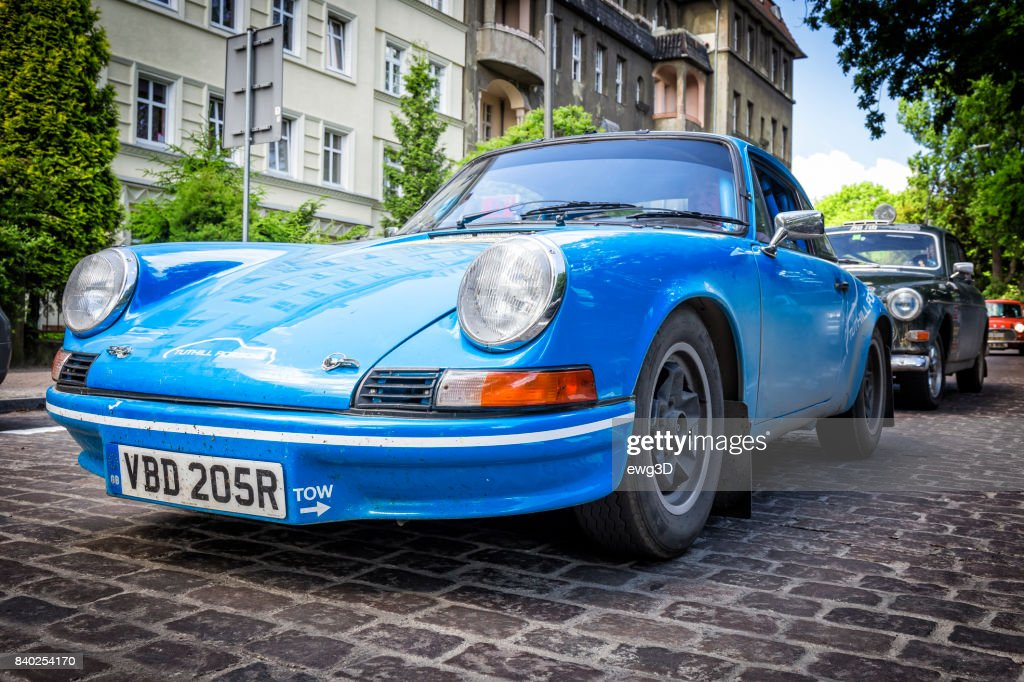 Porsche 911 Carrera Rs 27 High Res Stock Photo Getty Images