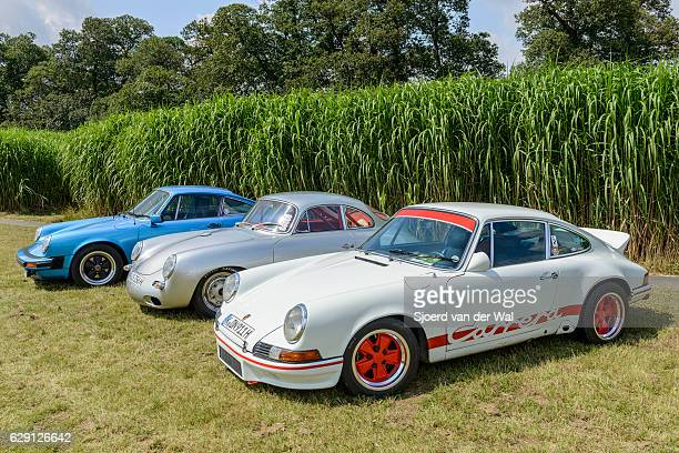 Porsche 911 Carrera RS, Porsche 356 and Porsche 911