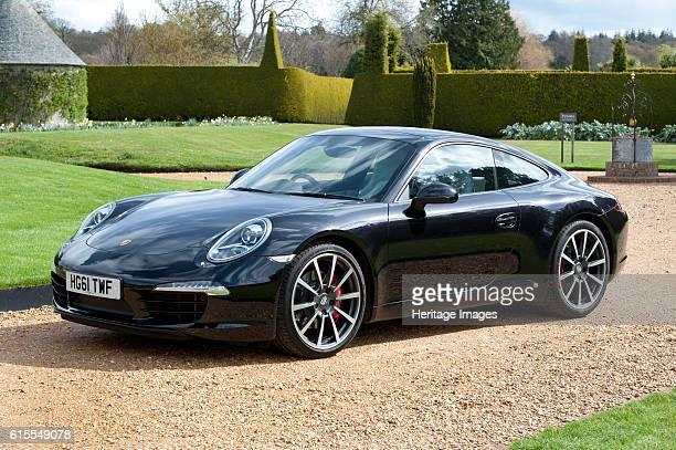 Porsche 911 Carrera S Artist Unknown