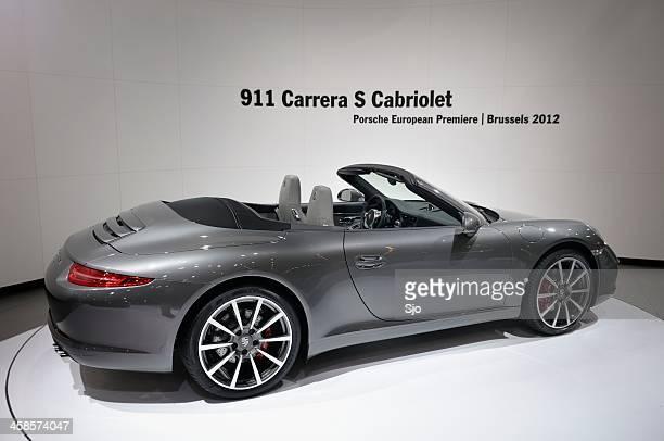 porsche 911 carrera s ärmeln - porsche 911 stock-fotos und bilder