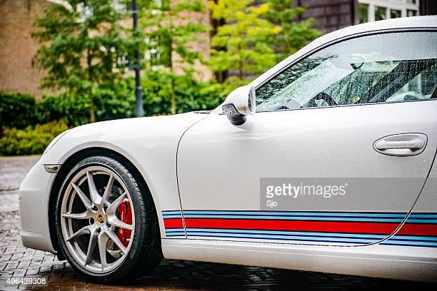 Porsche 911 Carrera der Vorderseite