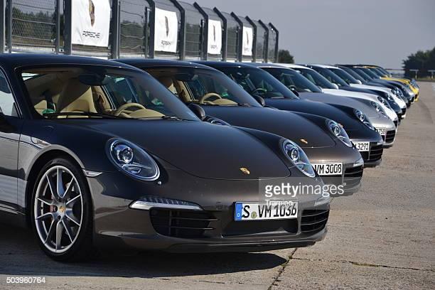 Porsche 911 in Folge