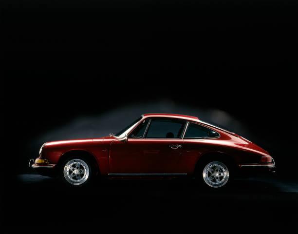 1967 Porsche 911.
