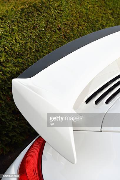 Porsche 911 spoiler