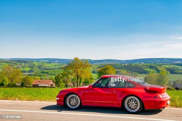 378 Porsche 911 Turbo Photos And Premium High Res Pictures Getty Images