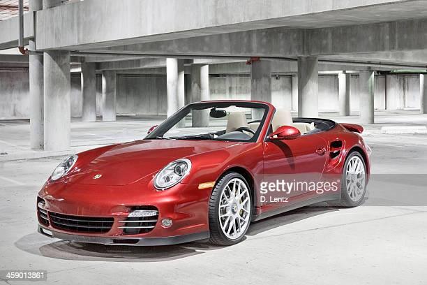 porsche 911 turbo - porsche 911 stock-fotos und bilder