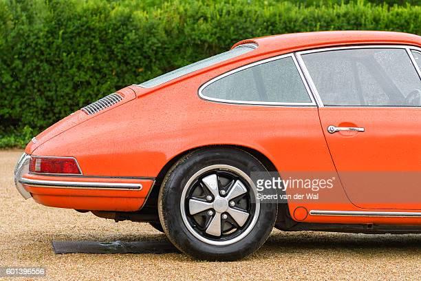 """porsche 911 vintage clásico deportivo trasero - """"sjoerd van der wal"""" fotografías e imágenes de stock"""