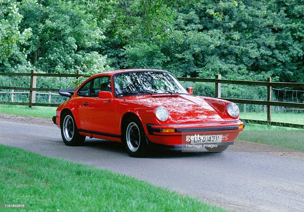 1979 Porsche 911Sc. Creator: Unknown. : News Photo
