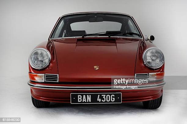 Porsche 912 Artist Unknown