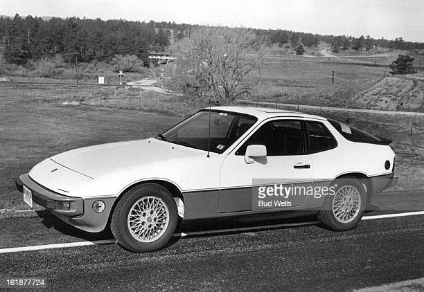 MAY 17 1980 Porsche 924 Is A Standout Especially When It Is Red And White A fivespeed transmission helped it to a highway fuel mileage figure of 317