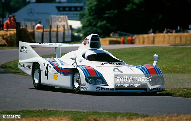 Porsche 936 at Goodwood Festival of Speed Artist Unknown