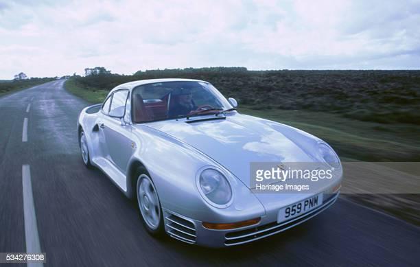 Porsche 959, 2000.