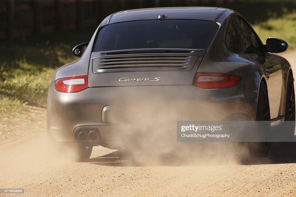 Porsche Carrera 911 Roadster Sports Car : Stock Photo