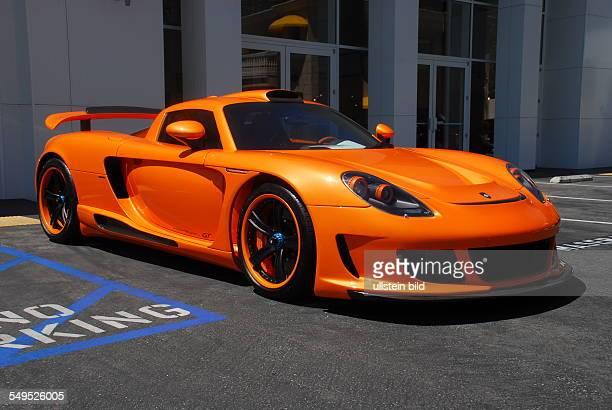 Porsche Carrera Mirage GT von Gemballa in Newport Beach CA