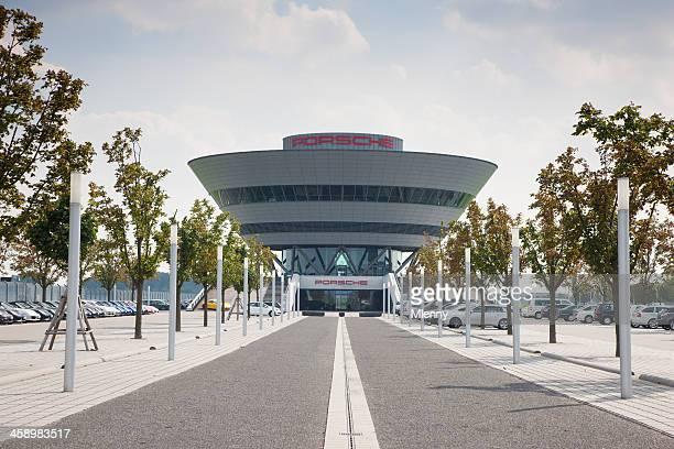 Porsche Center Leipzig, Deutschland