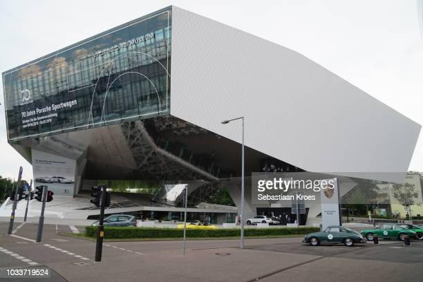 Porsche Museum and Classic Cars, Stuttgart, Germany
