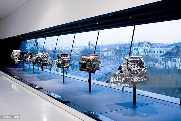 Porsche PlatzGermany Architect Stuttgart Porsche Museum Engins In The Feature Window