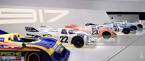 Porsche PlatzGermany Architect Stuttgart Porsche Museum Formula 1 Cars