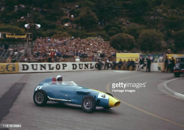Porsche Special Maria Teresa de Filippis 1959 Monaco Grand Prix Creator Unknown